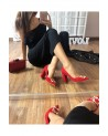 Salón Cinderella Rojo